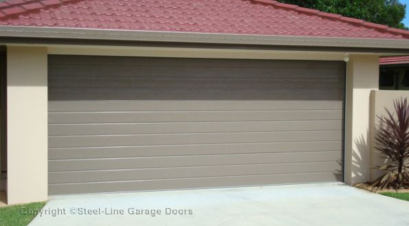 Acrylic Garage Doors Steel Line Garage Doors Garage Ideas