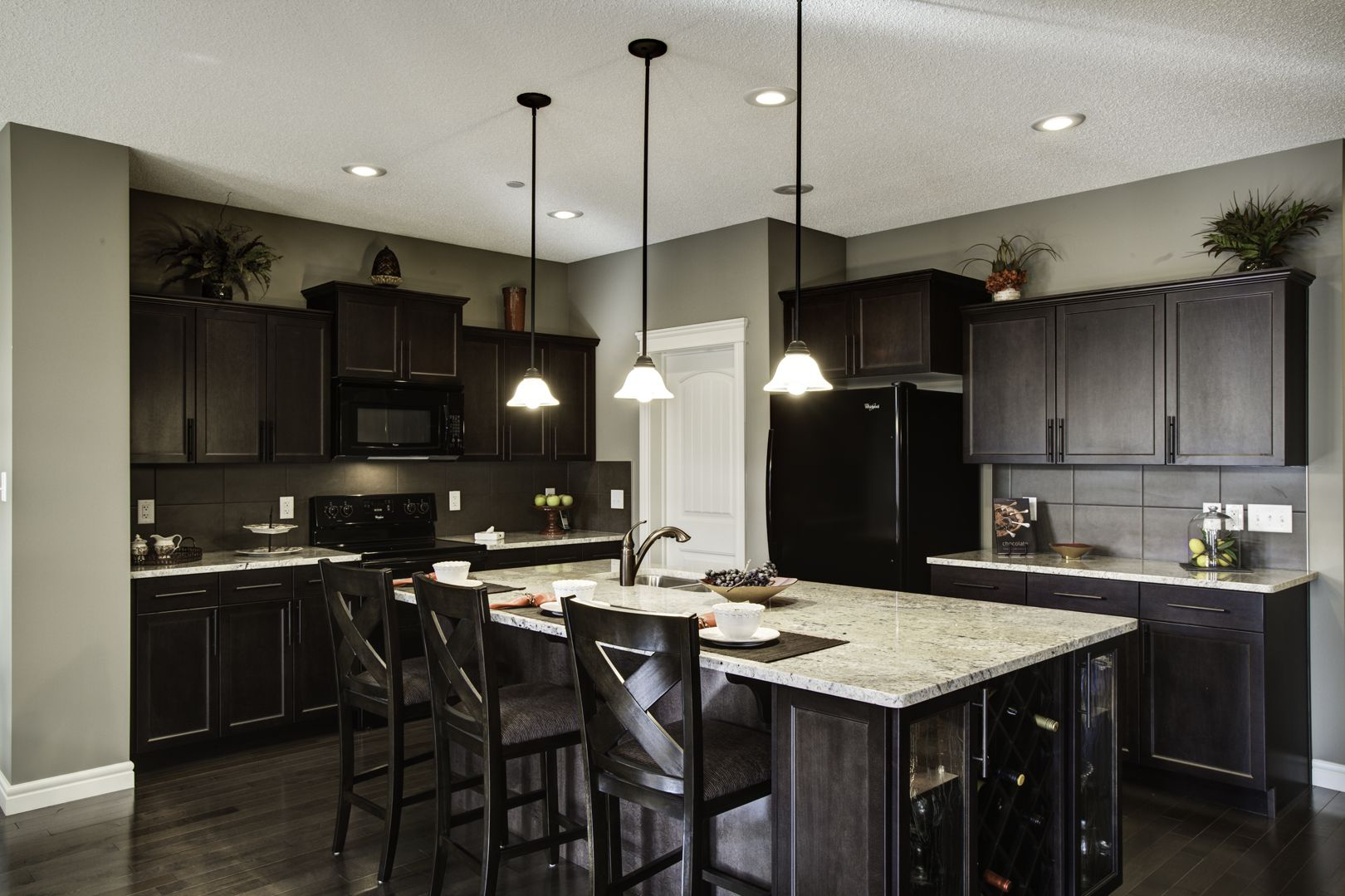 Great Kitchen The Kristana Show Home Great Kitchen Kitchens And Eating