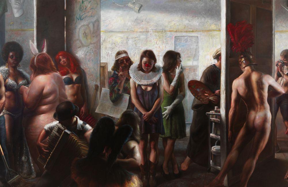 Bruno Surdo - L'atelier