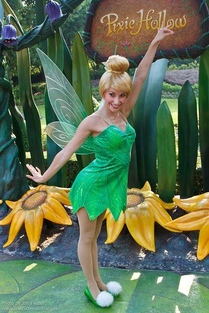 TinkerBell ~ Hong King Disneyland | Disney Fairies ...