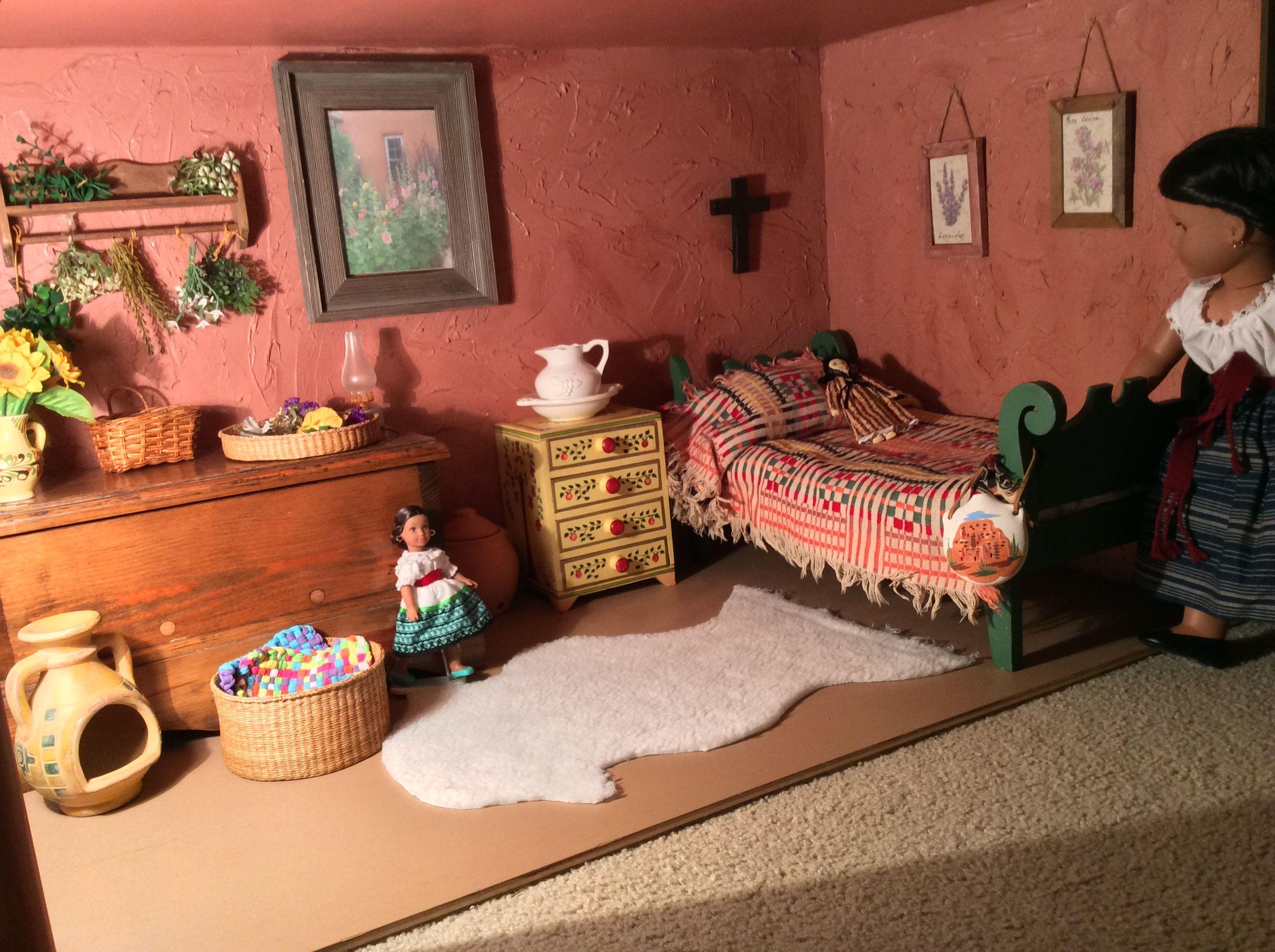 American girl josefinas bedroom by t deisher
