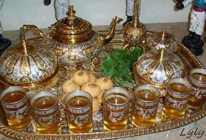 Oriental tea