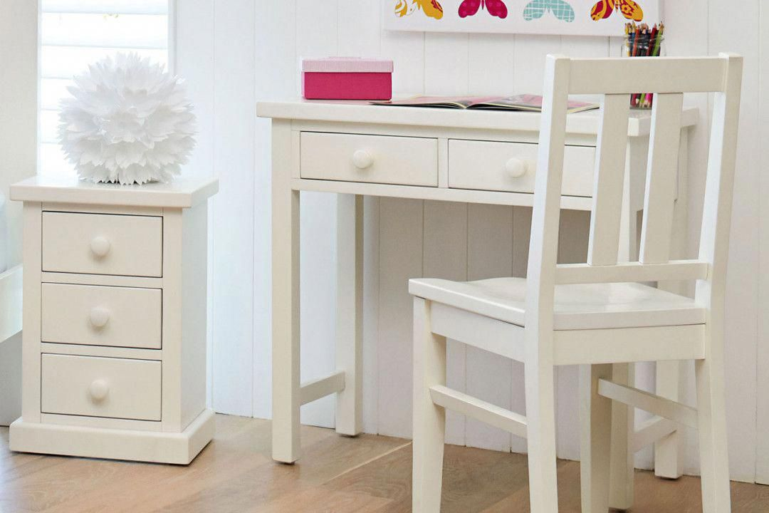 Kids White Desk With Drawers Mainstays Glass Top Desk Blue
