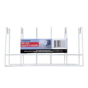Essentials White Wire Dish Drying Racks #dishracks