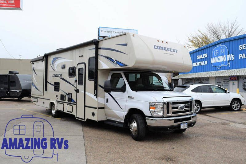 2018 Gulf Stream Conquest Class C Motor Home 6317 For Sale