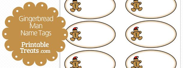 Here Is A Really Cool Old Paper Giant Gingerbread Cookie Clipart