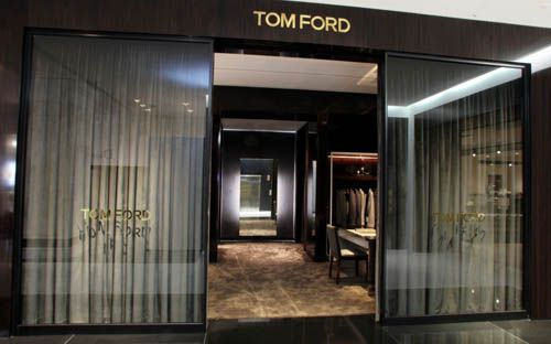 Tom Ford Opens On Madison Avenue Decoration