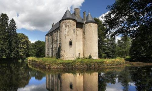 Buy A Chateau French Cottage Castle French Country House