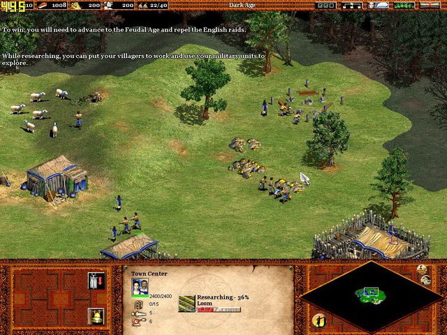 Age Of Empires Ii The Age Of Kings Screenshot Age Of Empires