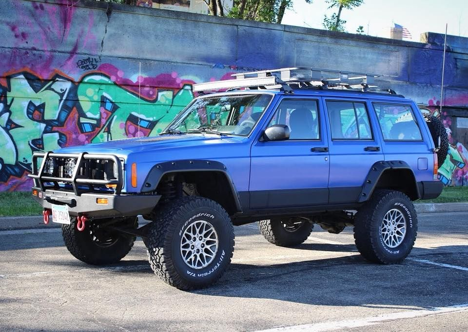 What Do You Think Of This Custom Jeep Xj Our Team Built Jeep Xj
