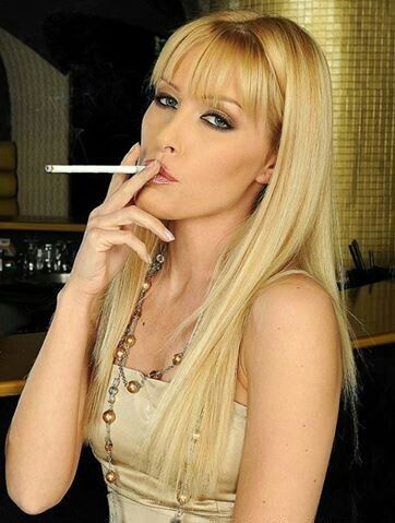 fetish Amateur smoking
