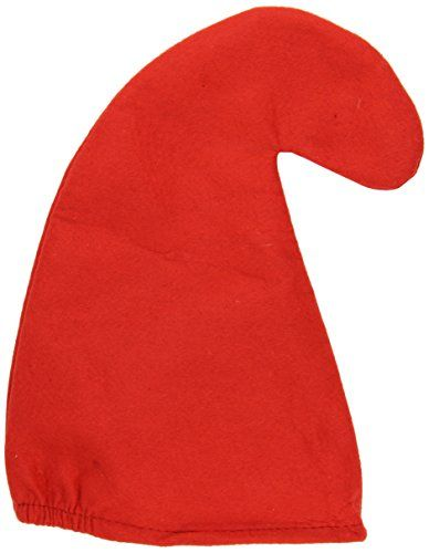 2ce5b4765a9 Red Gnome Hat Smiffy s http   www.amazon.com dp