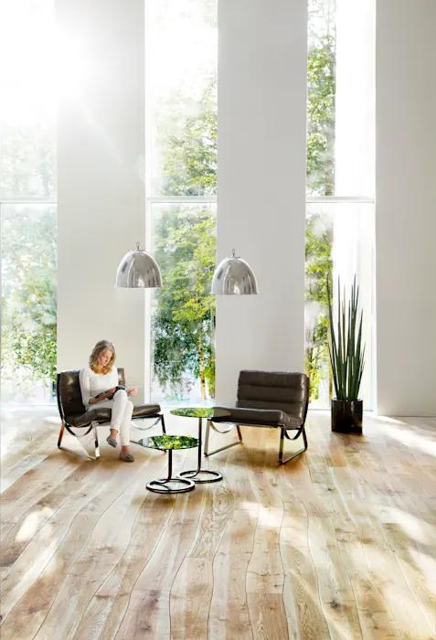 Zona giorno benessere: soggiorno di Bolefloor | homify