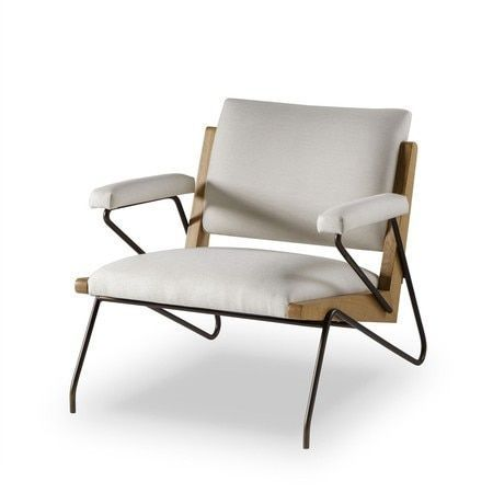 via mysteelecreek inbox Chair, Leopard chair, Armchairs for sale