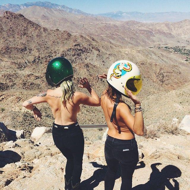Real Motorcycle Women - babeparade (4)