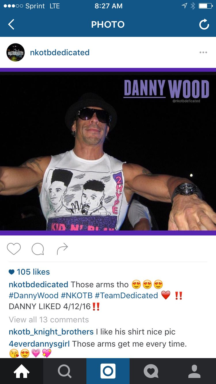 Pin by HollyAlex8899 on Danny Wood   Danny wood, Tv show