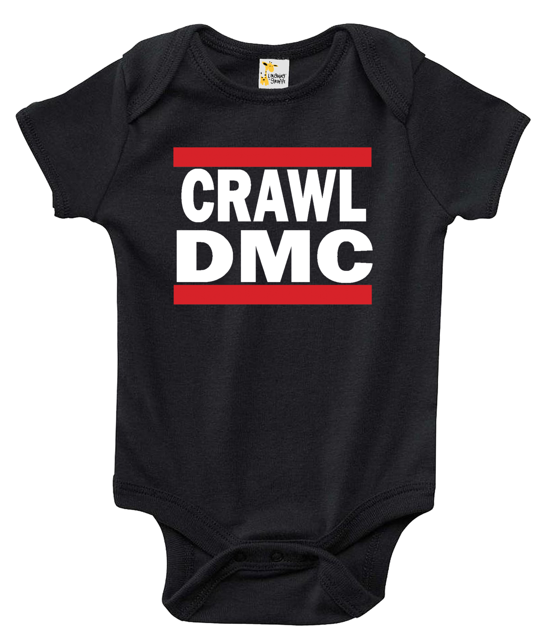Crawl DMC One-piece Baby Bodysuit