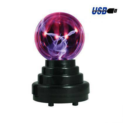 Boule Plasma Usb : Achat Cadeau Geek Usb sur Rapid-Cadeau.com