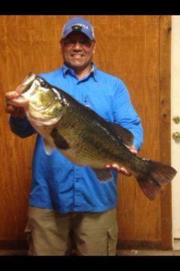 Marcel Guidroz of Lake Charles, LA caught this 11 27 lb fish