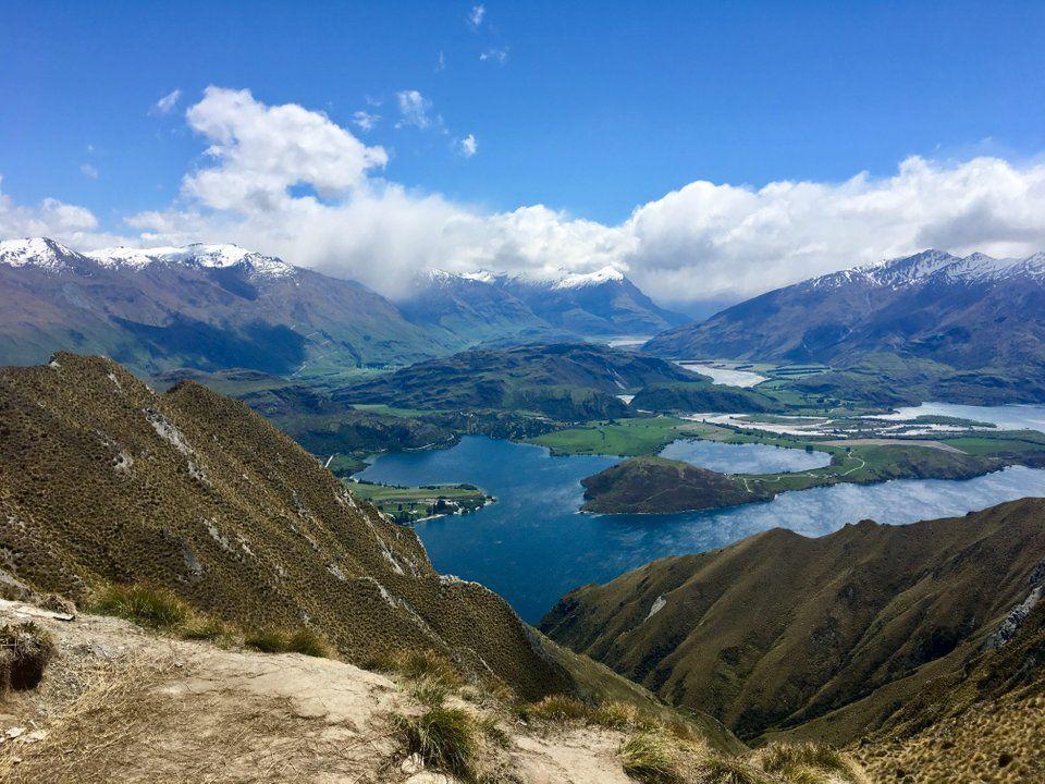 Sweet view from Roy' Peak, Wanaka, New Zealand ...