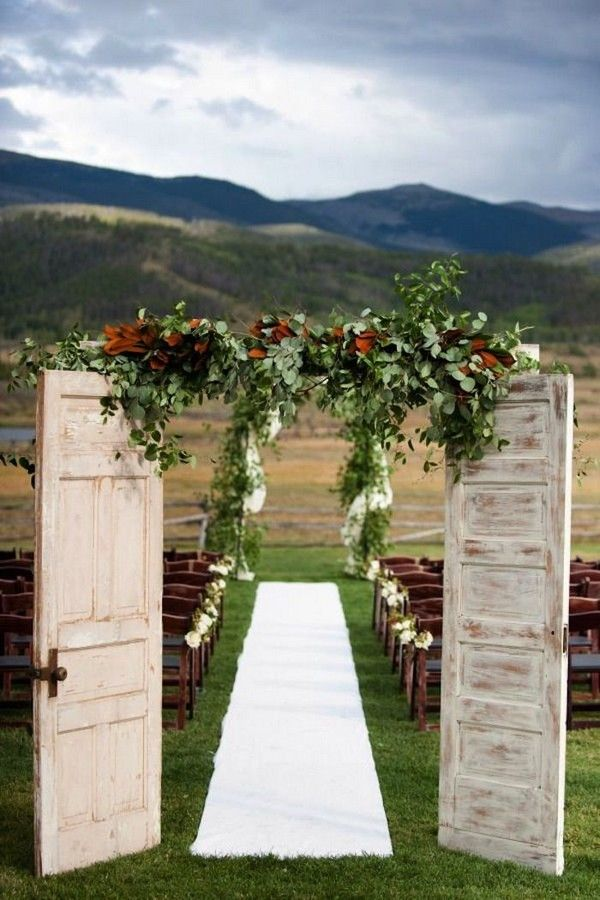 10 Amazing Wedding Entrance Decoration Ideas For Ceremony Page 2