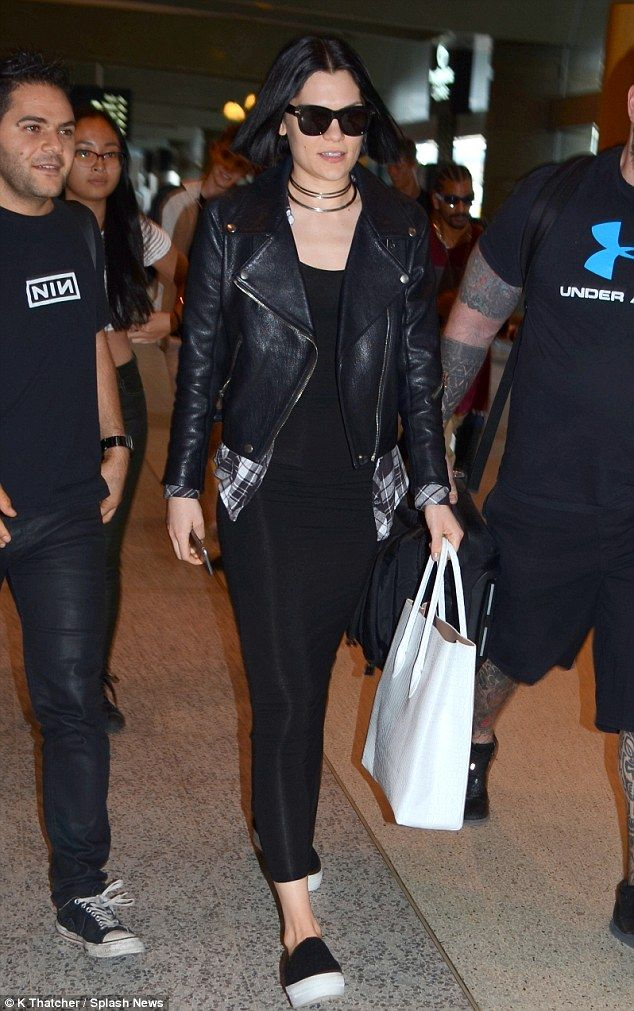 Jessie J has been spotted at the airport wearing ASH Jungle! Shop yours: http://www.ashfootwear.co.uk/search/jungle