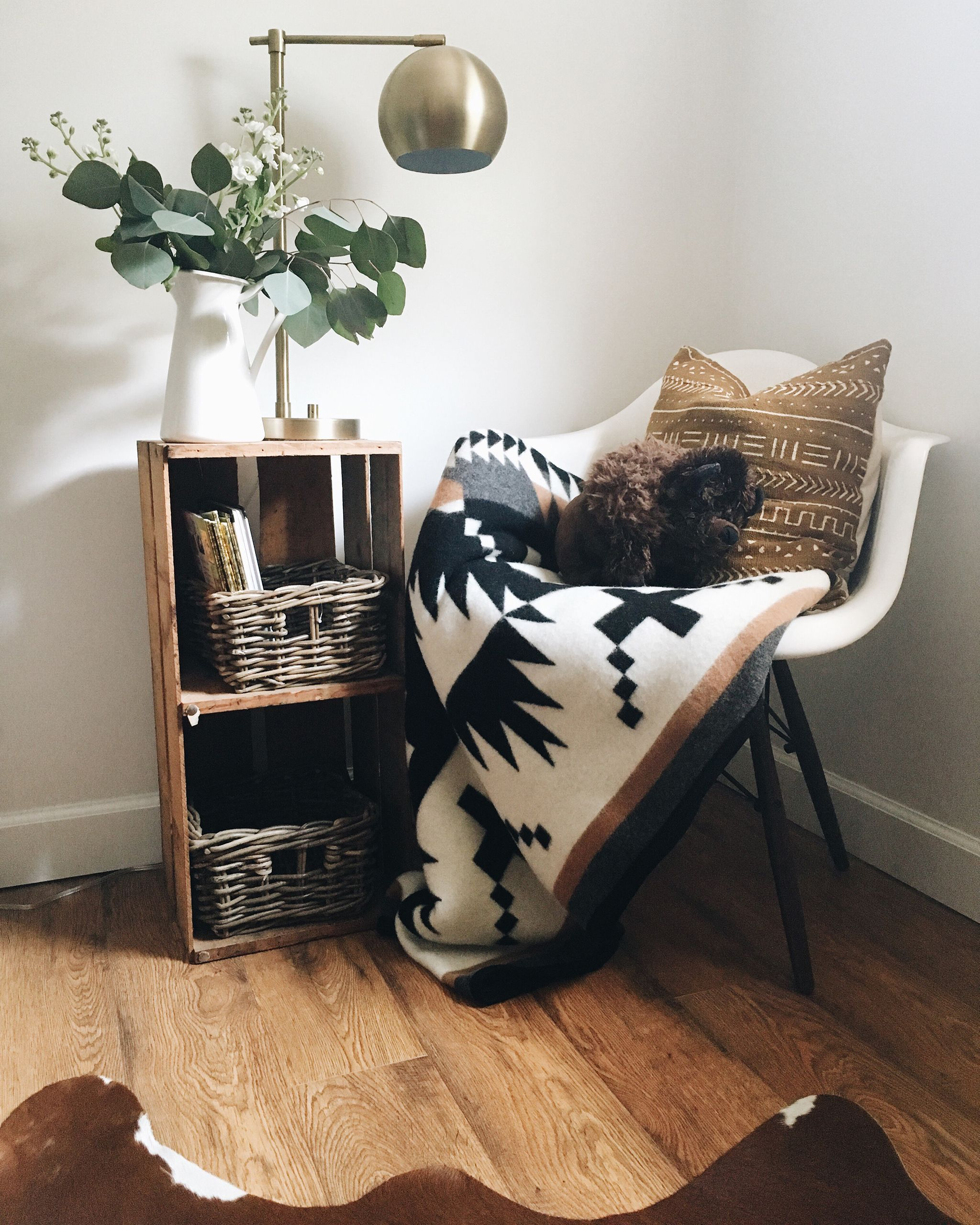 Southwest decor living room  Southwest Inspired Nursery  Home Decor Living Room Ideas