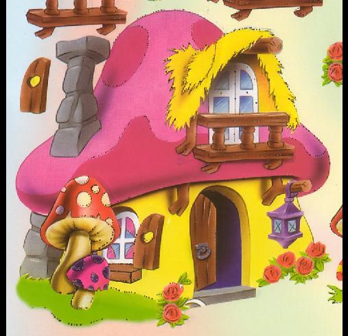 El Rincon De Mis Imagenes Casas De Fantasia Dibujos De Casas Infantiles Dibujo De Casa Imagenes De Dibujos Infantiles