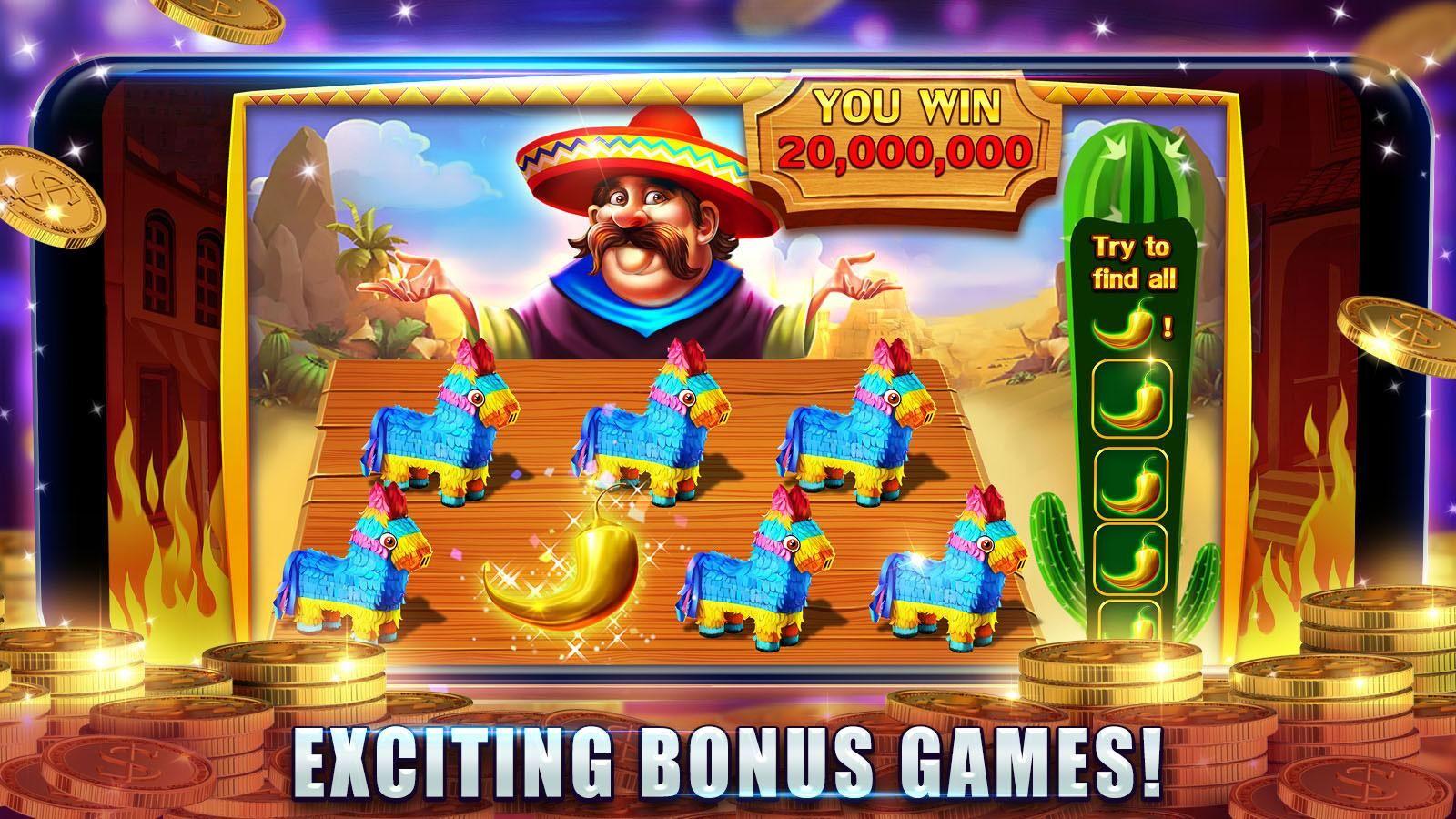 Slot Machine No Deposit Bonus