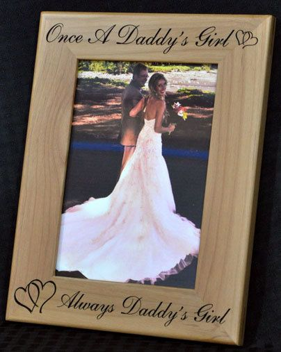 Father Of The Bride Gift For Dad Wedding Engraved