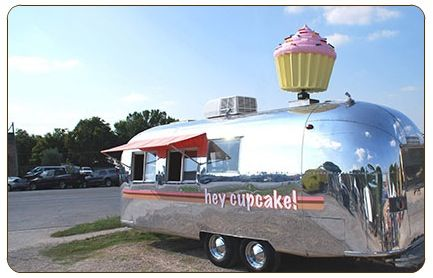 Hey Cupcake!  Austin, TX (have to try cupcakes in all the cities, of course)