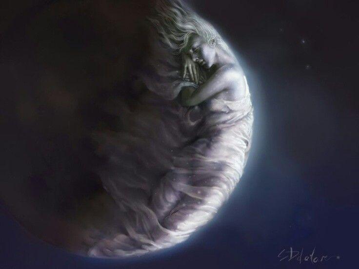 Beautiful moon image by samantha barrios on Moon Child ...