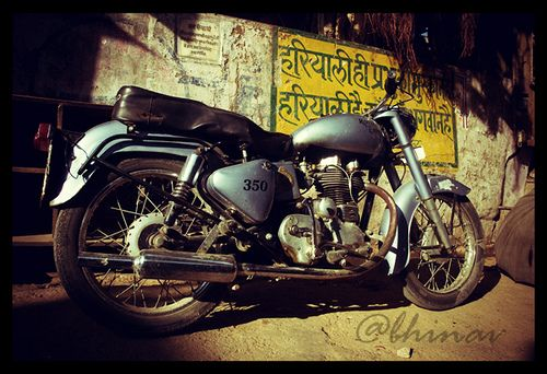 V I N T A G E Royal Enfield Bullet Enfield Bullet And Bike Brands