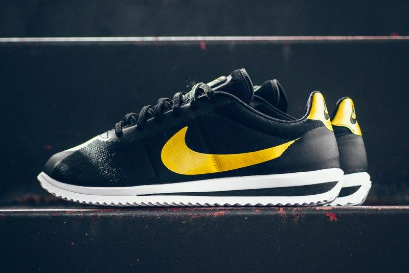 If Nike Cortez Had a Bruce Lee Tribute, This Would Be It http:/