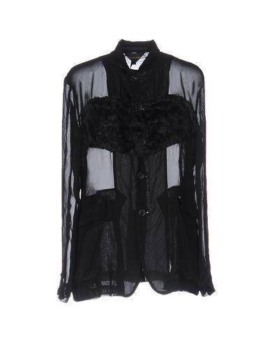 Compra Americana de mujer color negro de COMME DES GARÇONS al mejor precio.  Compara precios de chaquetas de tiendas online como Yoox - Wossel España 4caace7a6863