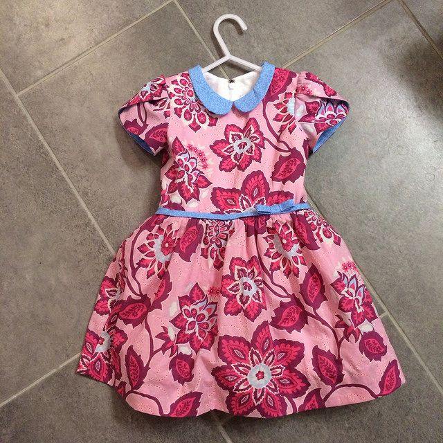 Oliver + S Fairy Tale dress, size 2T | Flickr - Photo Sharing!