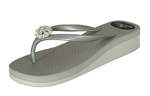 Designer Luxus Flip Flops-Chanclas Exclusivas by Simone Herrera-High Heel  Line-TANJA
