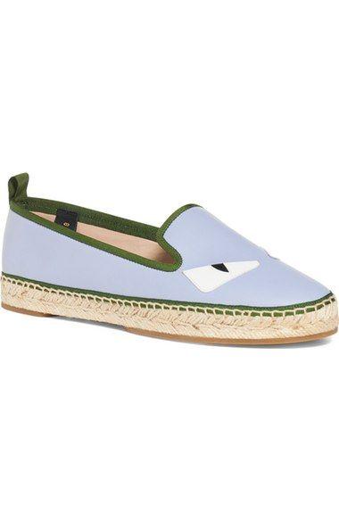FENDI Bugs Espadrille (Women).  fendi  shoes    58bc8a72feb74