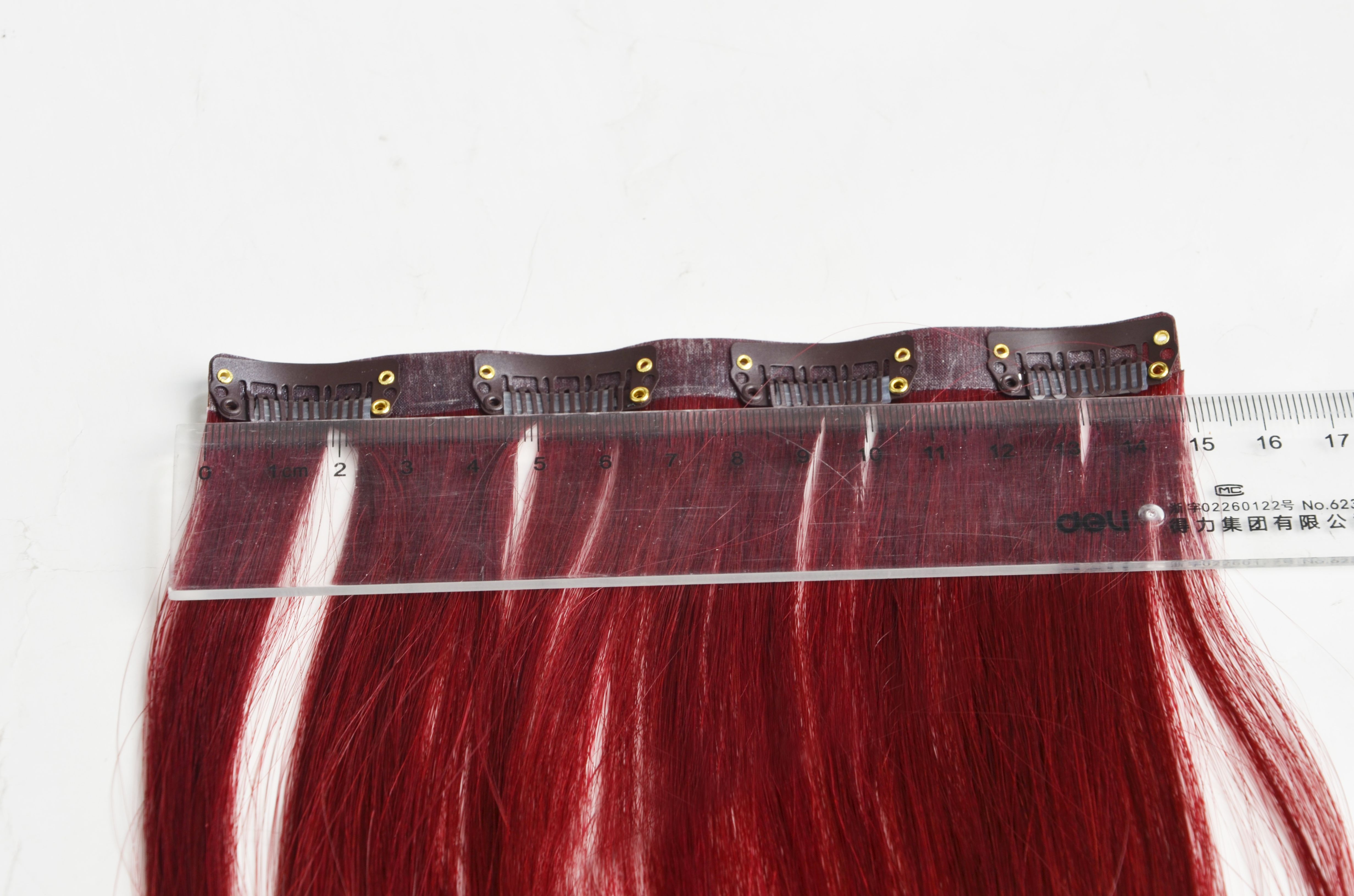 Clip In Hair Extension 100 Premium Human Hair With The Cuticle