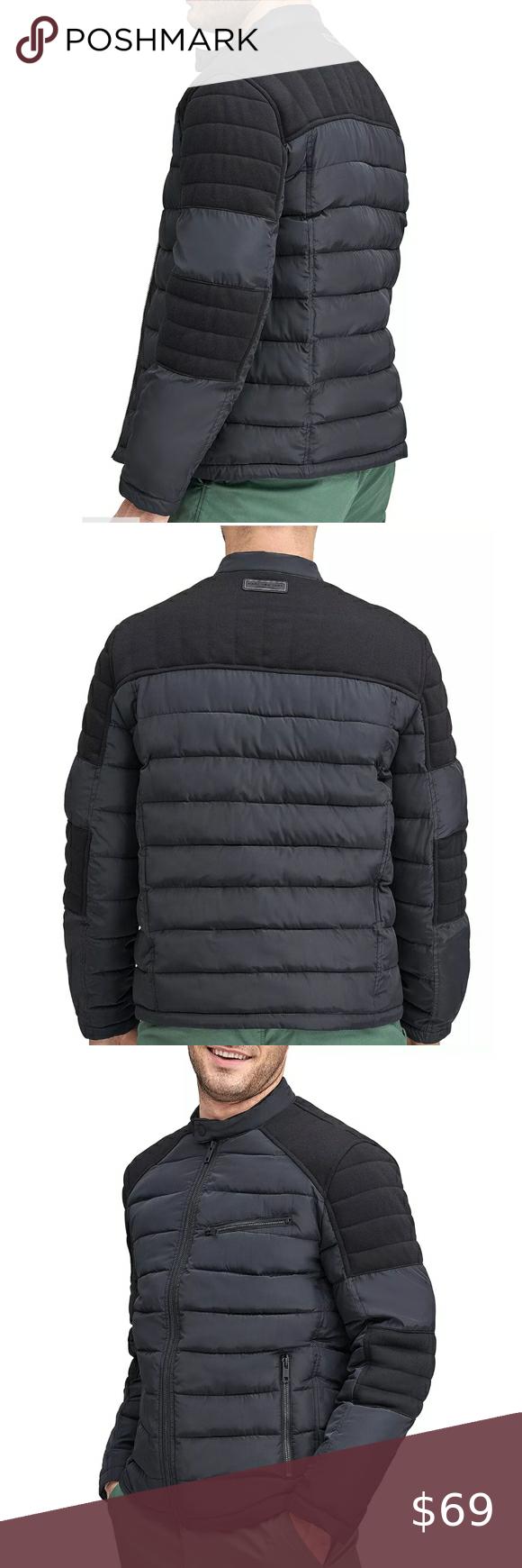 Andrew Mark Marc New York Puffer Jacket Marc New York Puffer Jackets Jackets [ 1740 x 580 Pixel ]