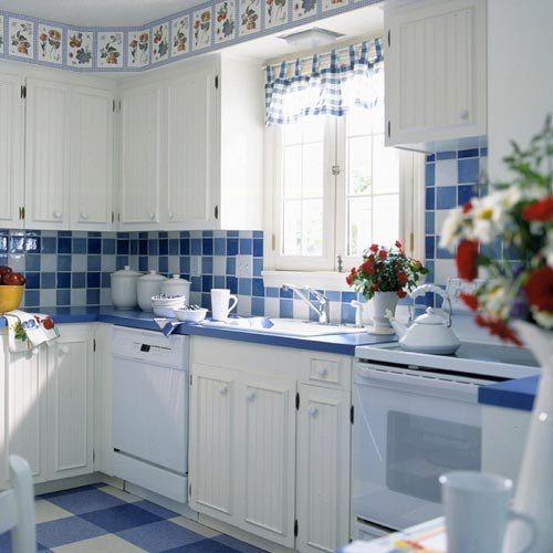 Pin de HoyLowCost en Diseños de cocinas | Pinterest | Cocina blanca ...