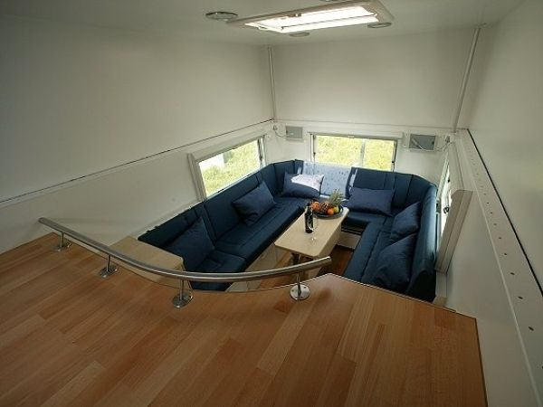Compact Home Fit Inside a Garbage Truck - Wave Avenue