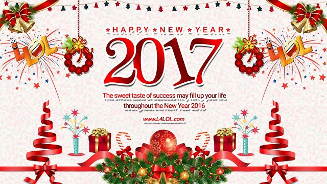 NEW YEAR GIFS Happy New Year 2017 ANIMATED Cliparts