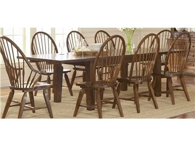 Shop For Broyhill Rectangular Leg Table 5399 42 And Other Dining Room Dining Tables At Bacons Fu Oak Dining Sets Oak Dining Room