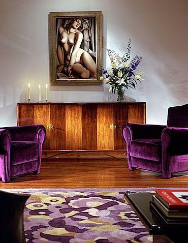 Art Decó Interior