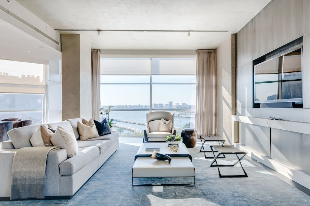 See Inside The 25 Million Nyc Penthouse Kimye Is Staying In For