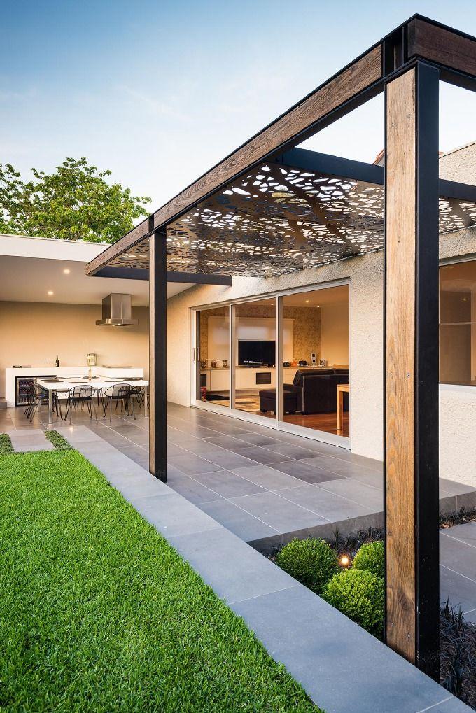 cos design queen street modern shade pinterest p rgolas techo terraza y dise o de. Black Bedroom Furniture Sets. Home Design Ideas