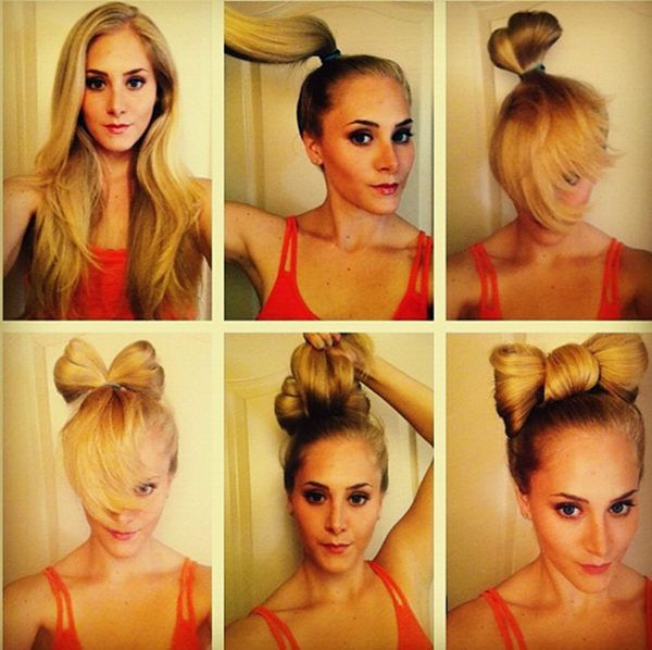 Easy Diy Bridesmaid Hairstyles: 10 Easy Wedding Updo Hairstyles With Steps
