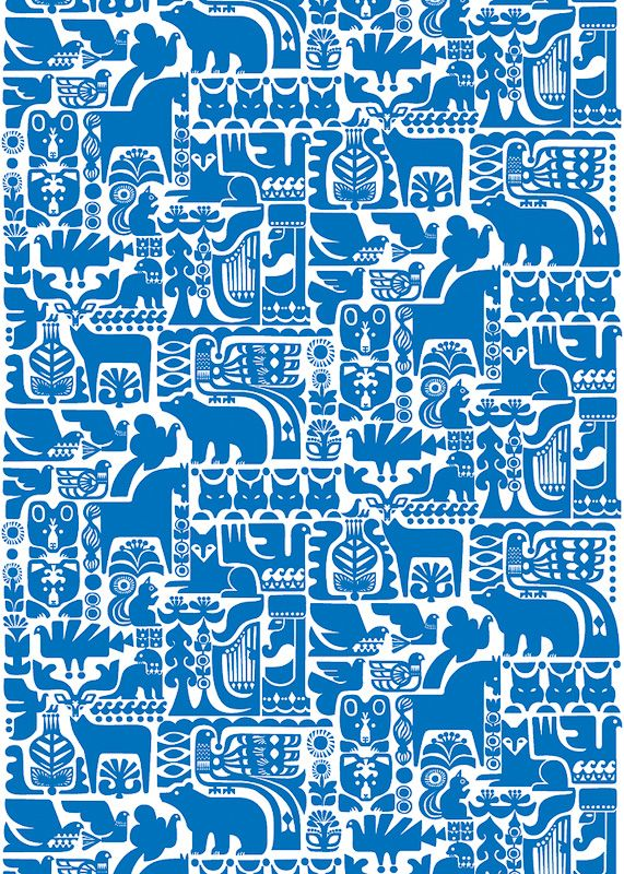 Marimekko Stoffe bild hochwertiger deko stoff marimekko sinivalkoinen