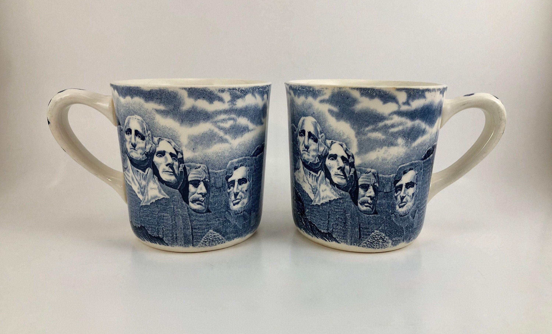 Rushmore Memorial cups Mt